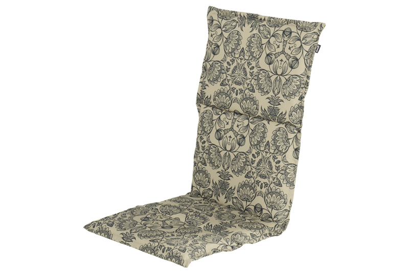 Hailey grey - sling hoge rug -15420209