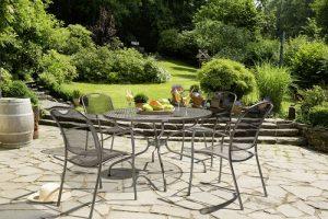 Verbazingwekkend Kettler Staal tuinset Archieven - De Tuinmeubelen Specialist SS-72
