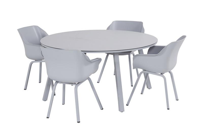 Sophie-Element-armchair-HPL-tafel-150-tuinset