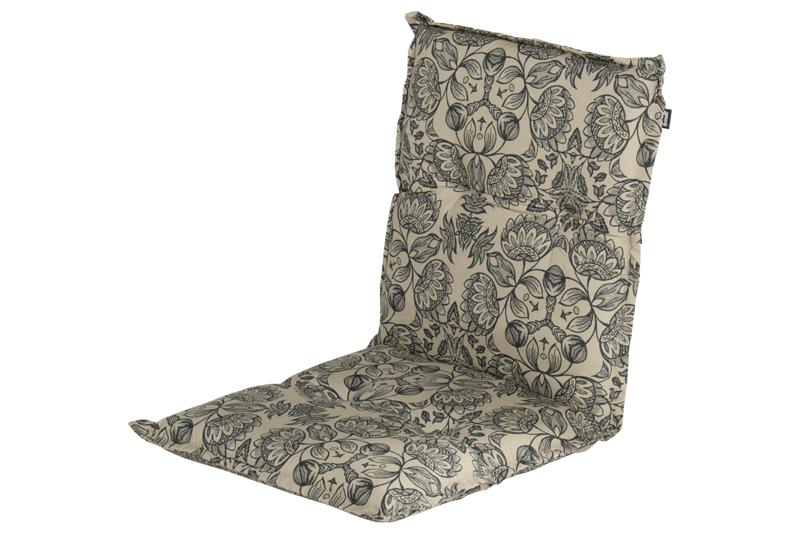 hailey grey - lage rug -15706209