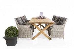 Kettler Wicker tuinset